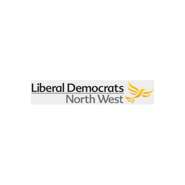 North West Liberal Democrats logo